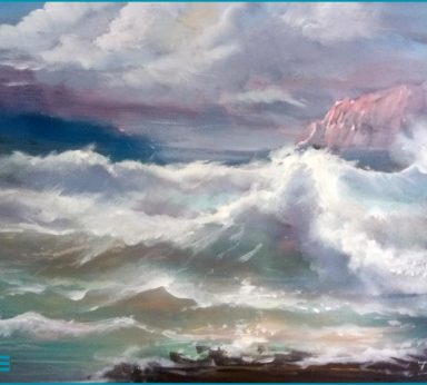 Denize Karşı